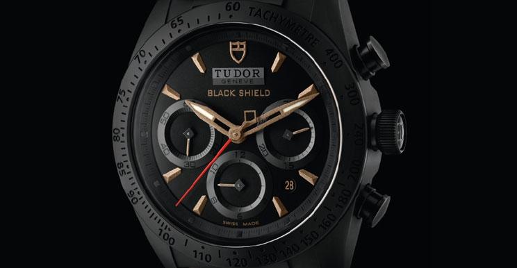 Black Shield Tudor Tudor – Fastrider Black Shield