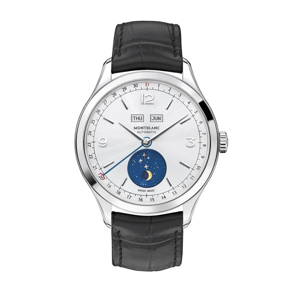 Montblanc Heritage Chronométrie Quantième Complet Watch