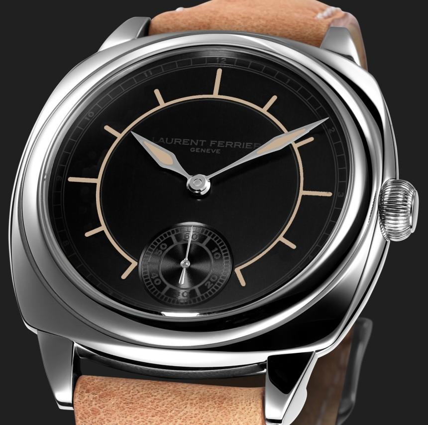 SIHH 2016: Laurent Ferrier Galet Square Boréal Watch ...