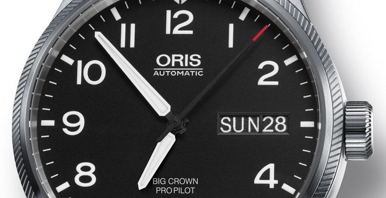 Oris big crown propilot day date review