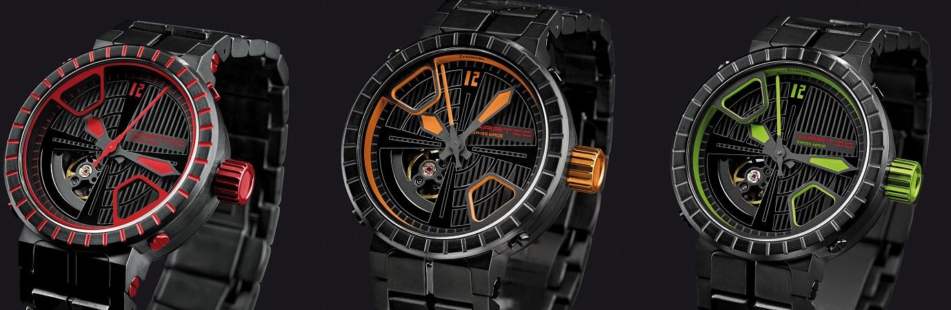 Hartig Timepieces Crosslines