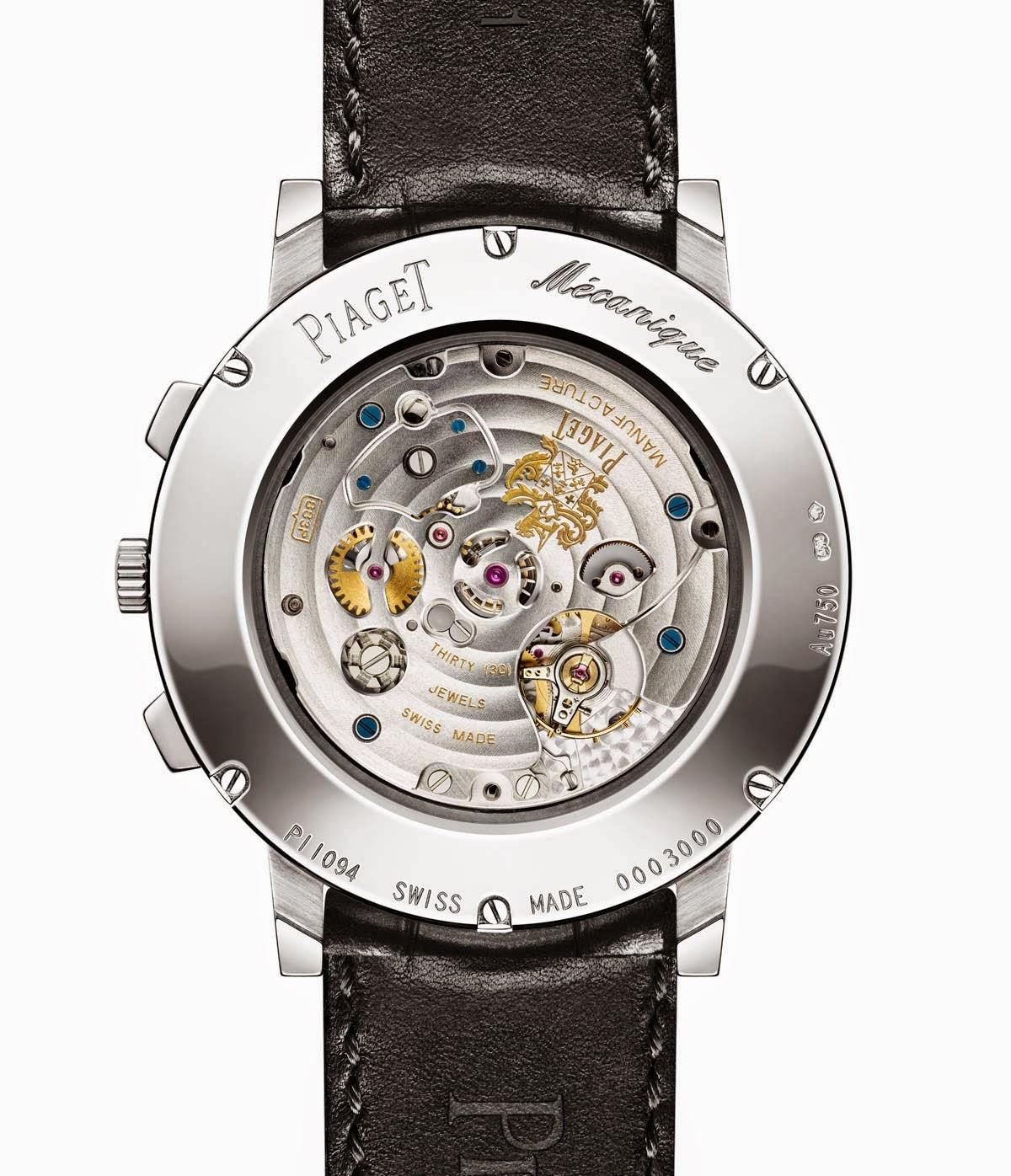 Piaget-Altiplano-Chronograph-back