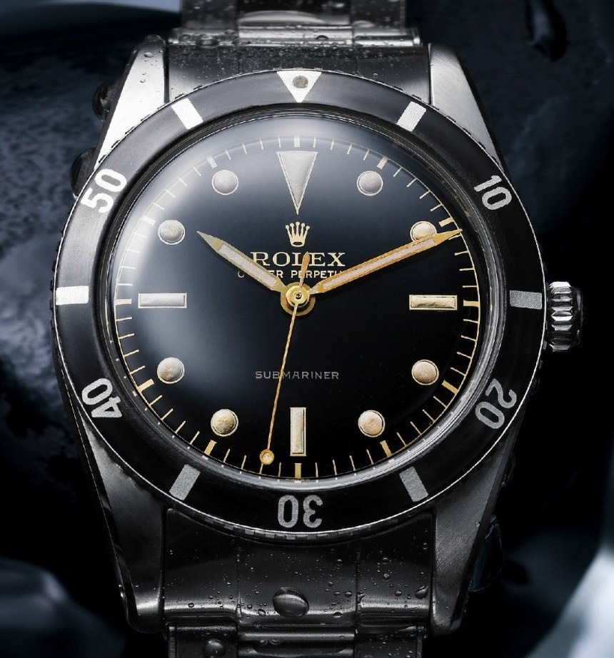 Rolex-FIRST-ROLEX-OYSTER-PERPETUAL-SUBMARINER-1954