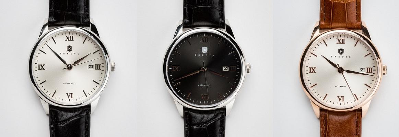 ERROYL Timepieces