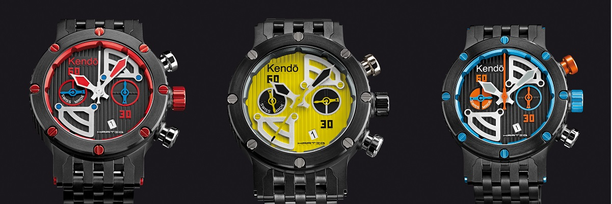 Hartig Timepieces Kendo