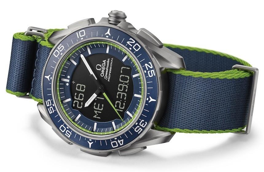 Omega-Speedmaster-Skywalker-X-33-Solar-Impulse-Limited-Edition-blue-green-1