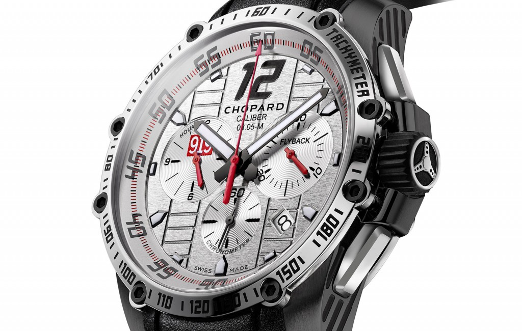 Chopard Superfast Chrono Porsche 919 Only Watch 3