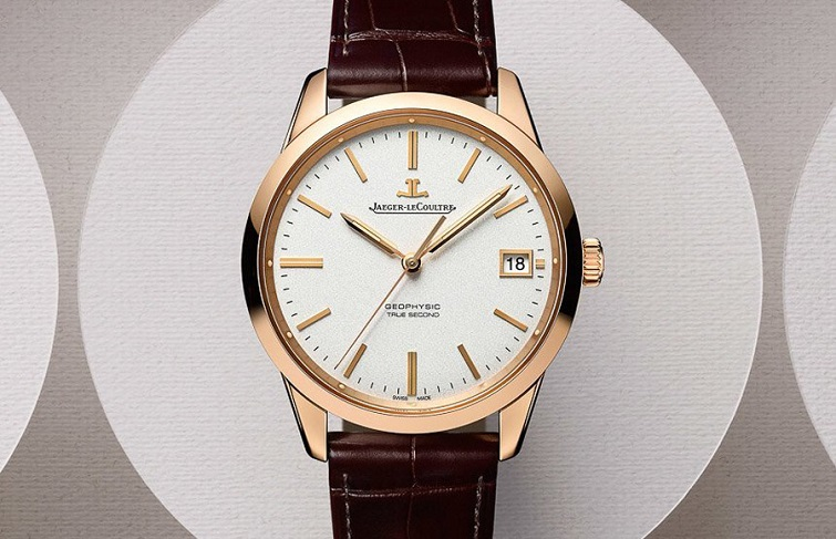 Jaeger lecoultre geophysic true second watch for Geophysic watches