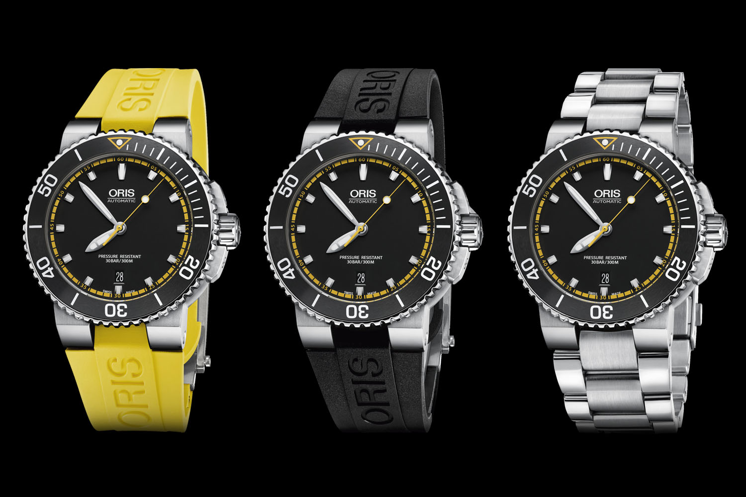 Oris Aquis Date Watch Collection Now More Colourful