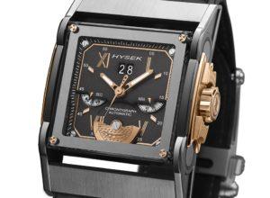 Introducing The New Hysek Furtif Chronographe Grande Date Watch
