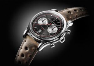 Carl F. Bucherer Manero Flyback Retro Watch