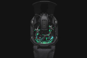 URWERK UR–105 CT Kryptonite Watch