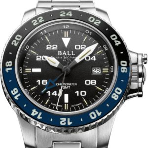 Ball Engineer Hydrocarbon AeroGMT II Wright Brothers Limited Edition Watch
