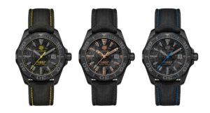TAG Heuer Aquaracer Carbon Edition Watch