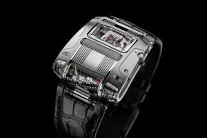 Introducing The URWERK UR-111C Watch