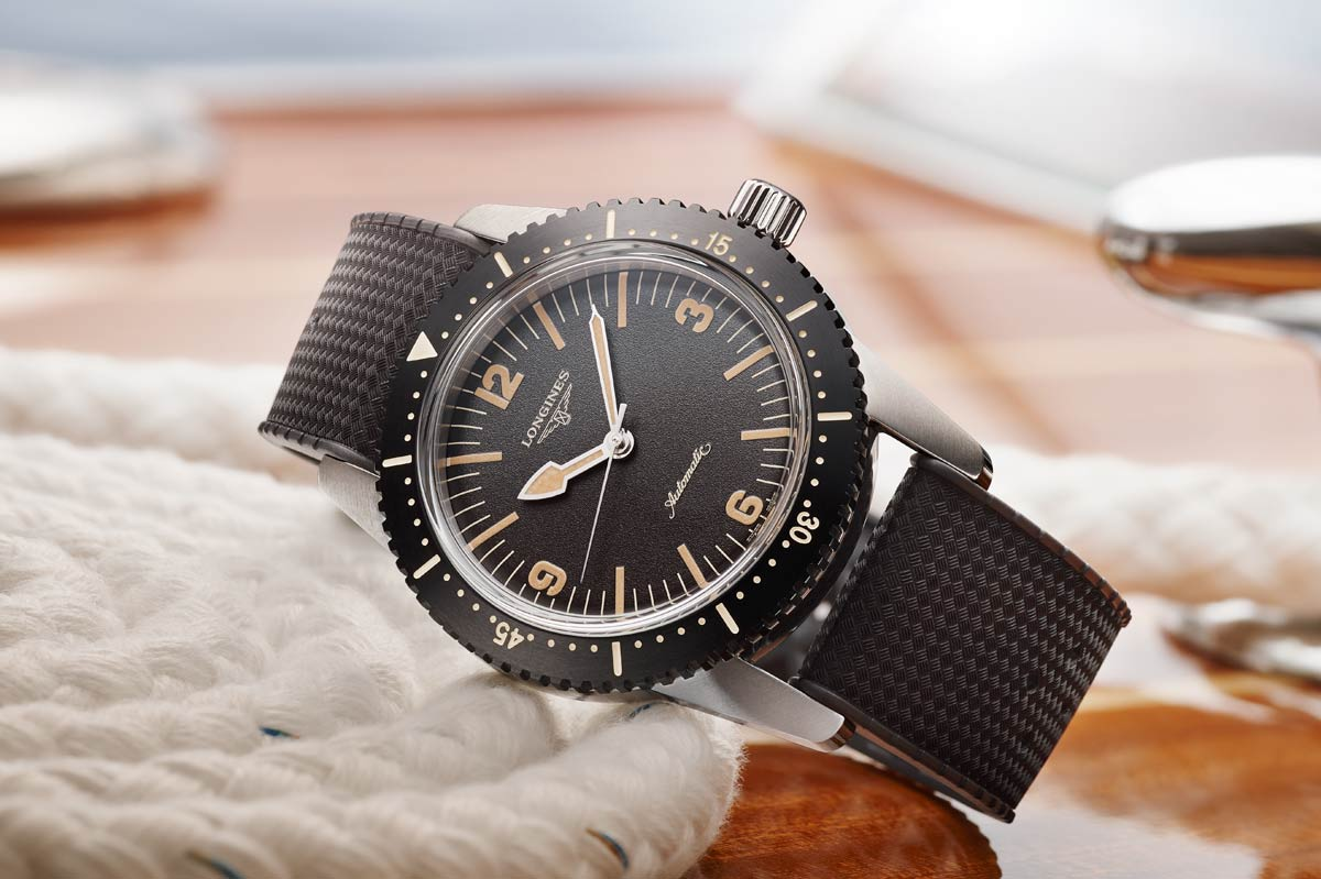 Introducing The Longines Skin Diver Watch