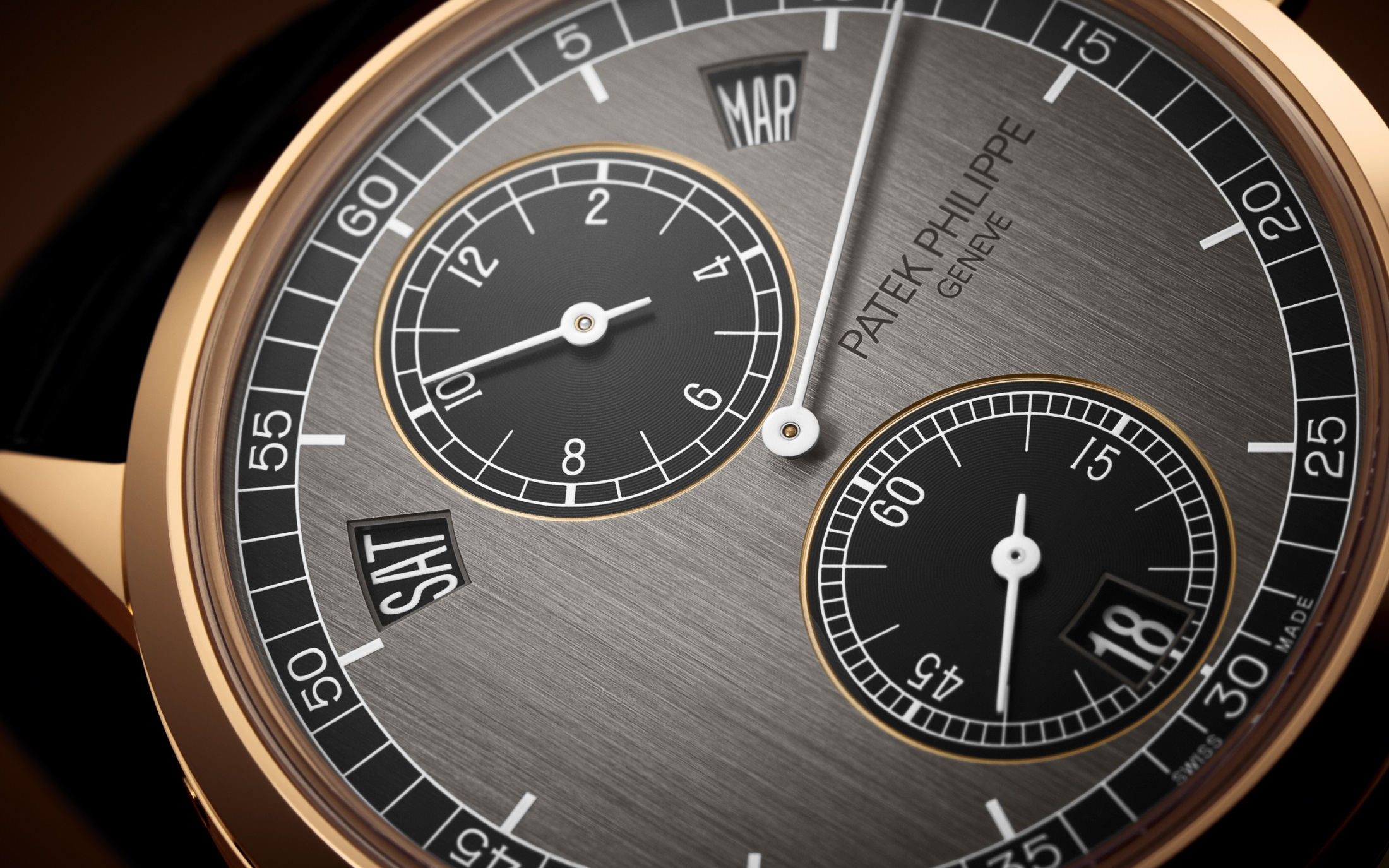 Baselworld 2019: Patek Philippe Annual Calendar Regulator ...