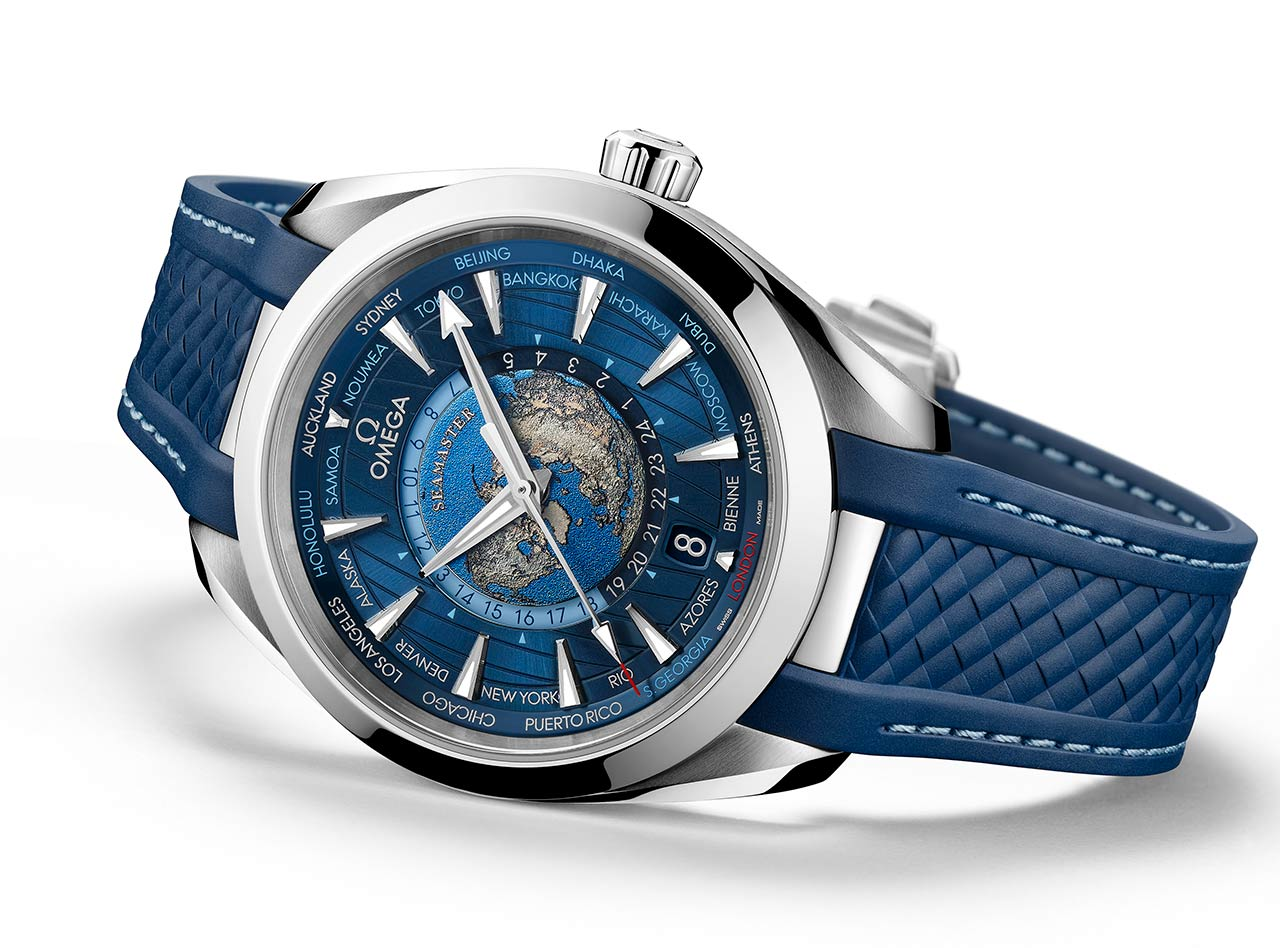 Introducing The Omega Seamaster Aqua Terra Co Axial Master