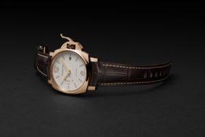 Présentation des montres Panerai Luminor Due Goldtech