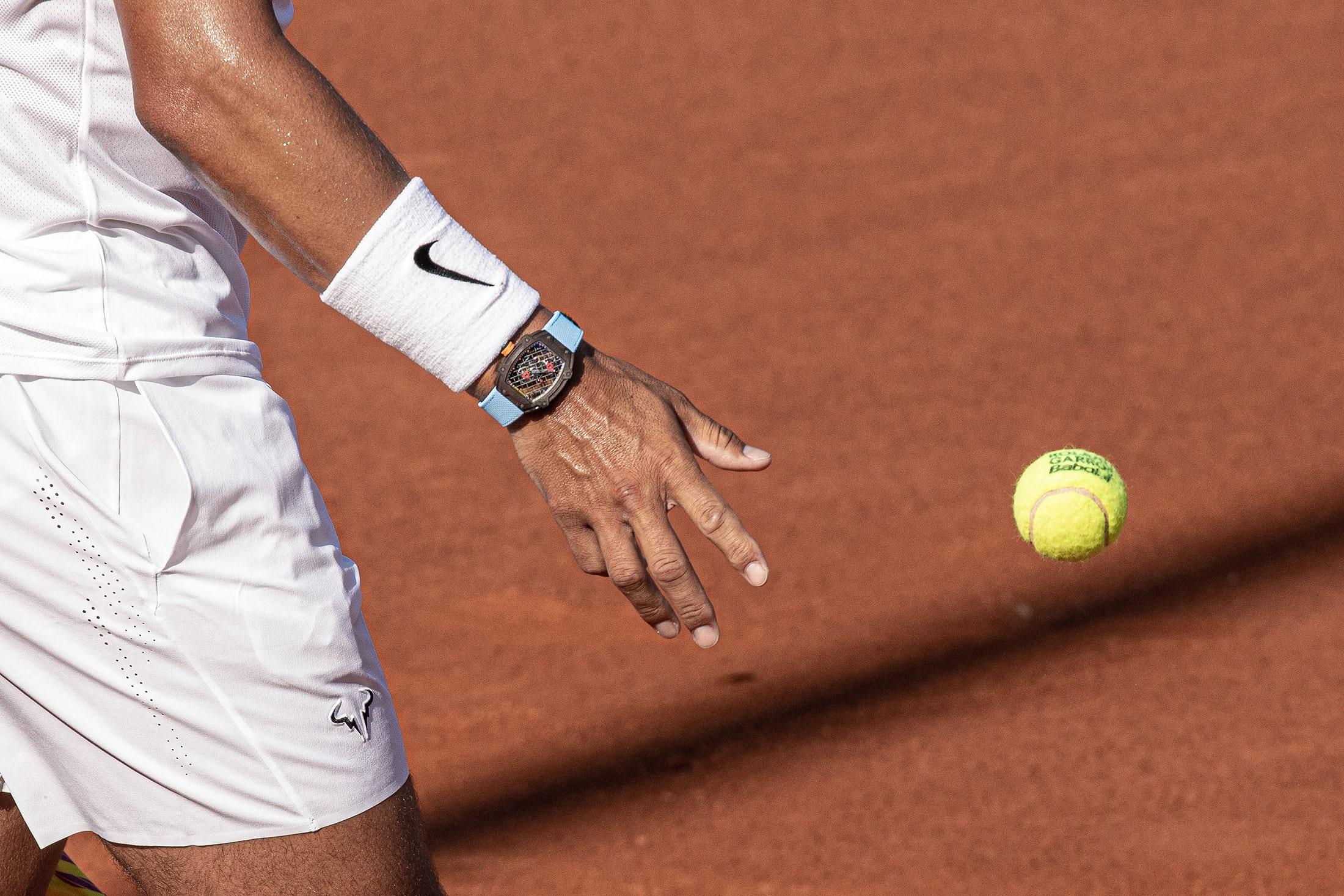 Introducing The Richard Mille Rm 27 04 Tourbillon Rafael Nadal Watch