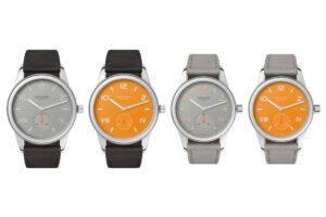 Introducing The NOMOS Club Campus Watches In Absolute Gray & Future Orange