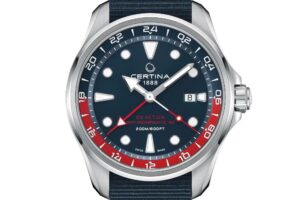 Certina DS Action GMT Pepsi Watch