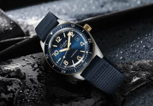 Introducing The Glashütte Original SeaQ Bi-Color Watches