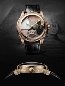 Introducing The Louis Moinet 8 Marvels Of The World  Watches