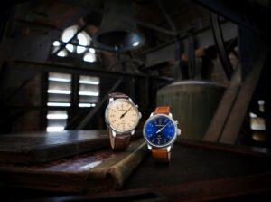 MeisterSinger Bell Hora Watches