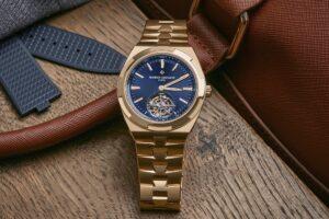 Introducing The Vacheron Constantin Overseas Tourbillon Rose Gold Watch