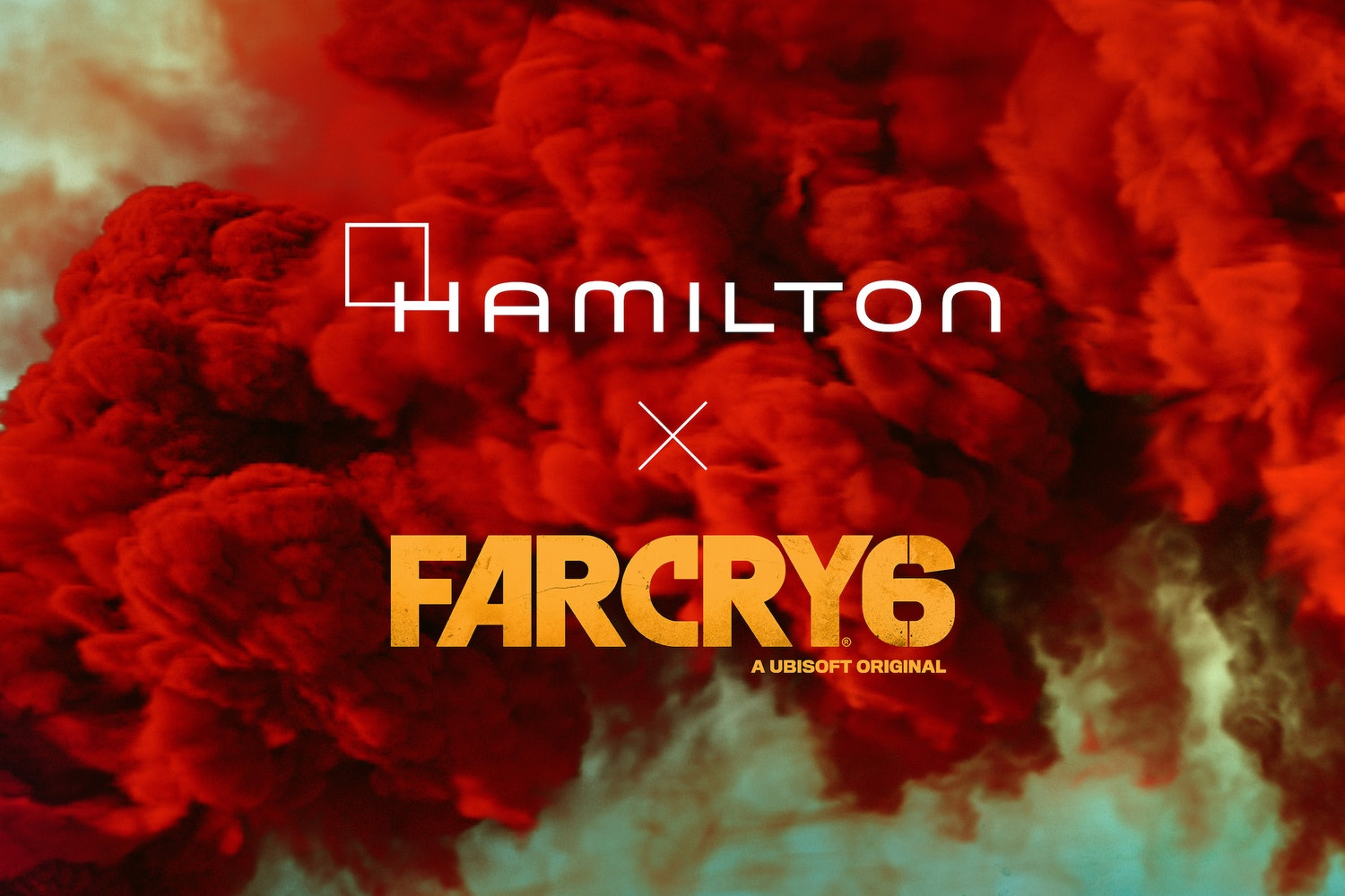 Hamilton To Feature A Watch In Far Cry 6